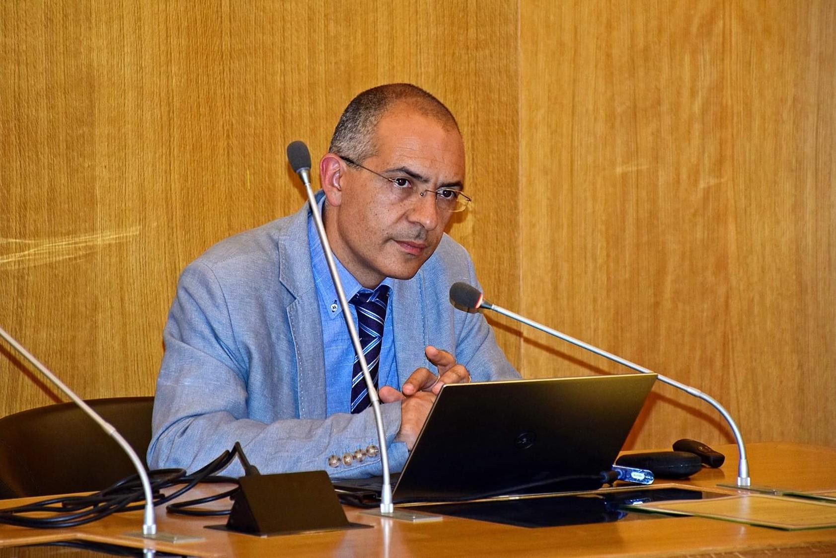 Il prof. Sebastiano Battiato vicepresidente dell ...